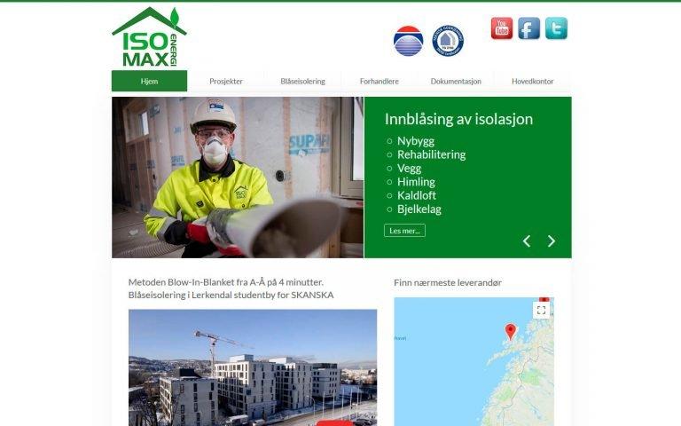 Isomax webside