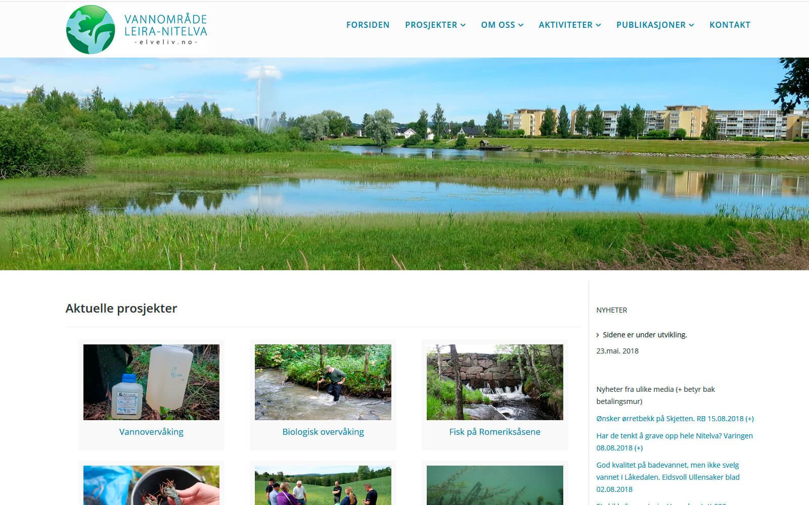 Skedsmo Kommune - Vannområde Leira-Nitelva