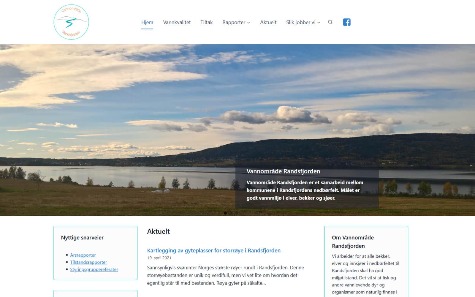 Vannområdet Randsfjorden