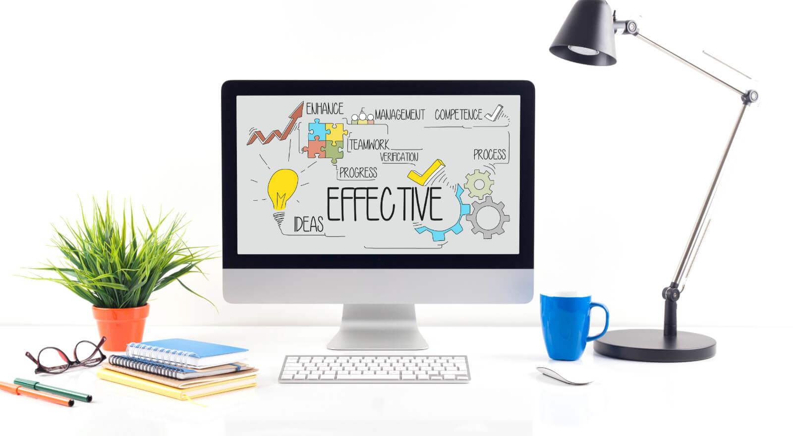 Effektiv webdesign